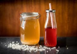 Recettes santé : Képhir de fruits : citron/figue